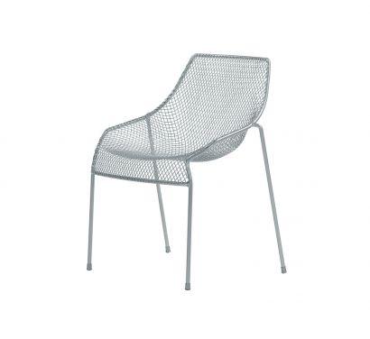 Heaven Stackable Chair - Aluminium