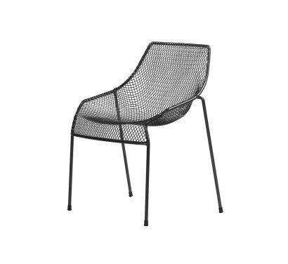 Heaven Stackable Chair - Black