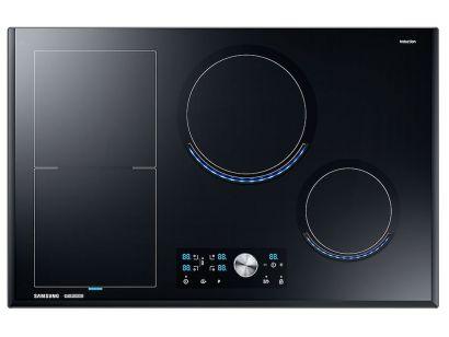NZ84T9770EK Virtual Flame ™ plaque à induction intégrée