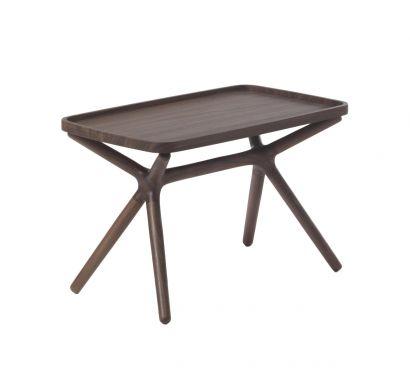 ICS Coffee Table - Canaletta Walnut