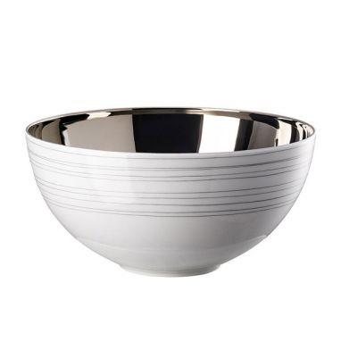 TAC Gropius Stripes 2.0 Salad Bowl Ø. 19 cm