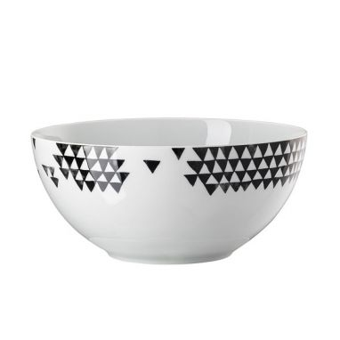Magic Garden Black Seeds Salad Bowl Ø. 24 cm