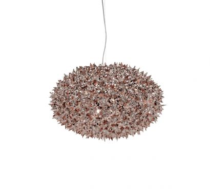 Bloom Suspension Lamp BR Bronze