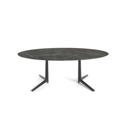 Multiplo Oval Table Grès