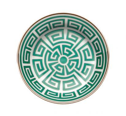 Labirinto Smeraldo Assiette pour Tasse à Thé Ø 13,5 cm