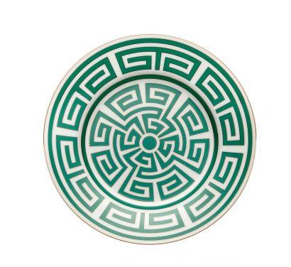 Labirinto Smeraldo Assiette à Dessert Ø 22 cm
