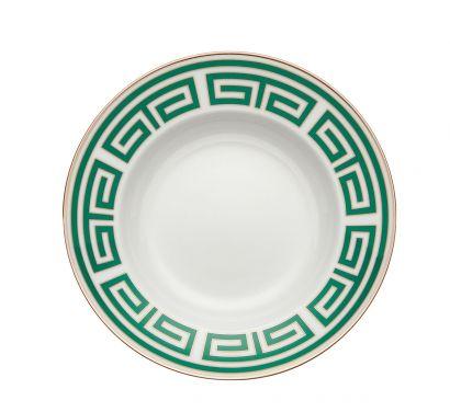 Labirinto Smeraldo Assiette Creuse Ø 24,5 cm
