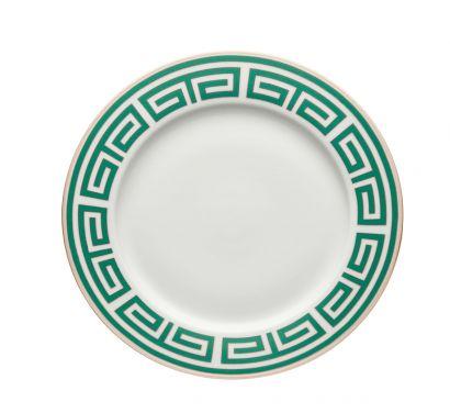 Labirinto Smeraldo Assiette Ø 28 cm