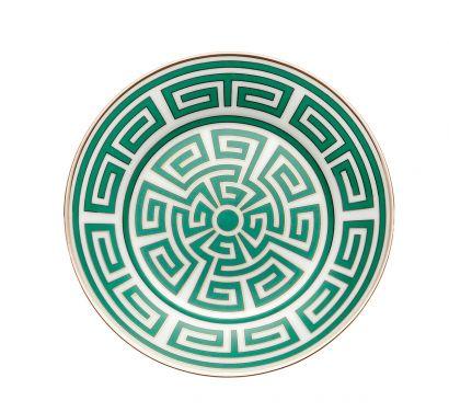 Labirinto Smeraldo Assiette à Pain Ø 16 cm