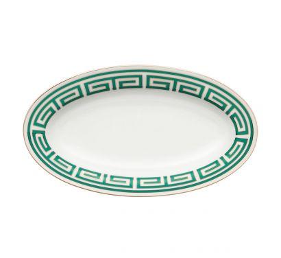 Labirinto Smeraldo Assiette d'Entrée L. 23,5 cm