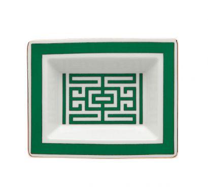 Labirinto Smeraldo Vide-Poches Rectangulaire L. 19 cm - P. 15 cm