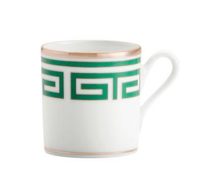 Labirinto Smeraldo Tasse à Café 80 CC