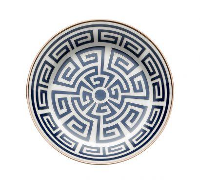 Labirinto Zaffiro Assiette pour Tasse à Thé Ø 13,5 cm