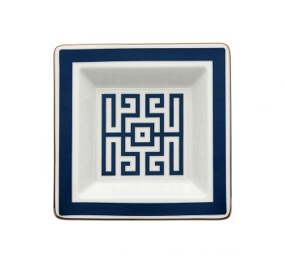 Labirinto Zaffiro Vide-Poches L. 18 cm - P. 18 cm
