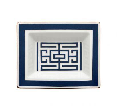 Labirinto Zaffiro Vide-Poches Rectangulaire L. 19 cm - P. 15 cm