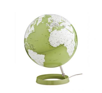 Light & Colour Bright Pistachio Globe lumineux