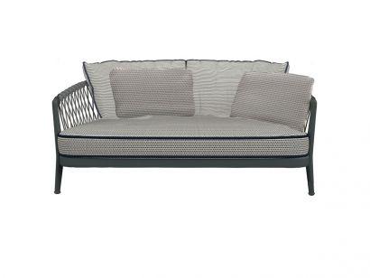 Erica '19 Outdoor Sofa - NE153 / Fabric Cat. Extra Elisir 820