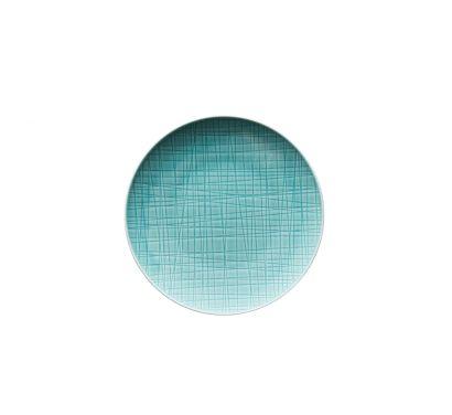 Mesh Aqua Piatto Piano 17 cm