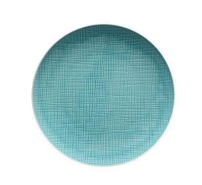 Mesh Aqua Piatto Piano 27 cm