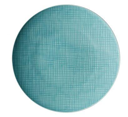 Mesh Aqua Piatto Piano 33 cm