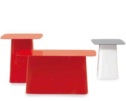 Metal Side Table - Big
