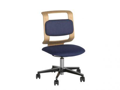 Mobile Desk Swivel Chair