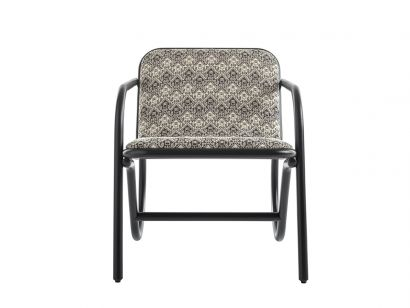 N. 200 Lounge Chair - Christmas Edition by Wiener GTV Design