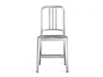 Navy Chair Aluminium