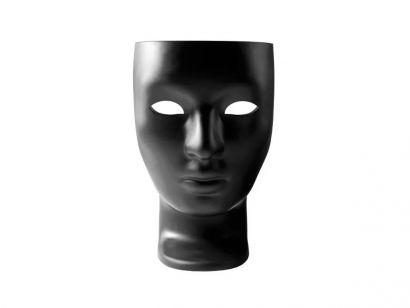 Nemo Swivel Armchair - Black