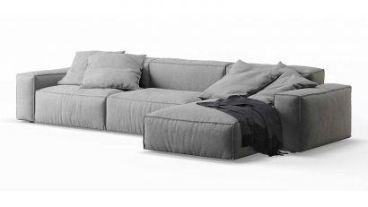 neowall sofa living divani grey