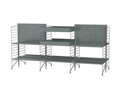Outdoor N - Shelving System