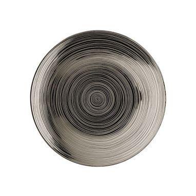 TAC Gropius Stripes Titan Bread Plate Ø. 16 cm