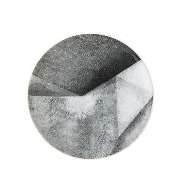 TAC Gropius Stripes Struktur Flate Plate Ø. 10 cm