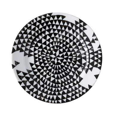 Magic Garden Black Seeds flat plate Ø. 17 cm