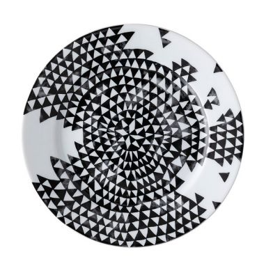 Magic Garden Black Seeds flat plate Ø. 21 cm