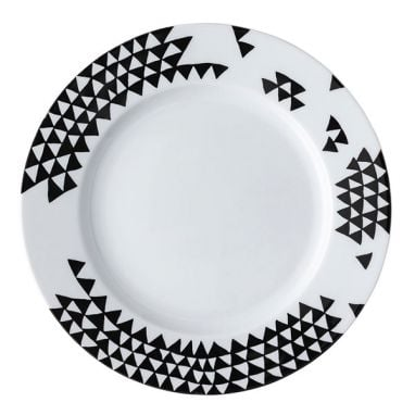 Magic Garden Black Seeds flat plate Ø. 28 cm