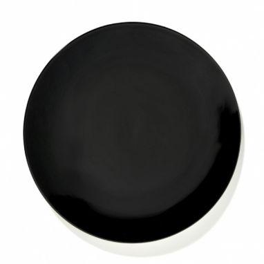 Dè Plate D24 cm Black