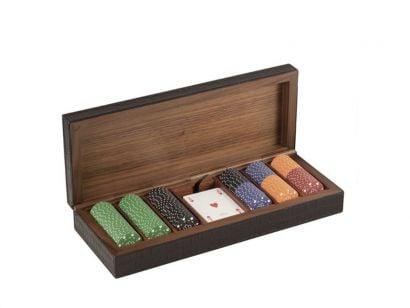 Poker Case - Boîte de Jeu