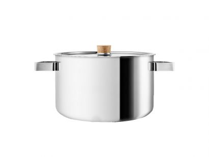Pot 6.0 L Stainless Steel