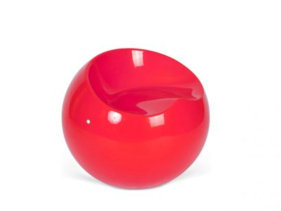 Ball Chair - Rouge