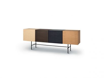 Rubycon Sideboard with 4 Elements
