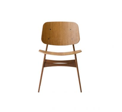 soborg wooden chair