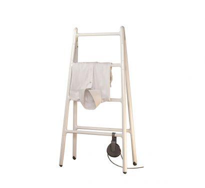 Scaletta Freestanding Radiator - White