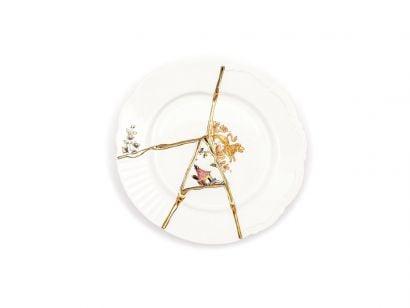 Kintsugi Dinner Plate 09602