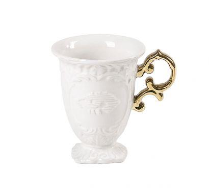 I-Wares I-Mug Mug Gold Ø 10 cm - H. 11,5 cm