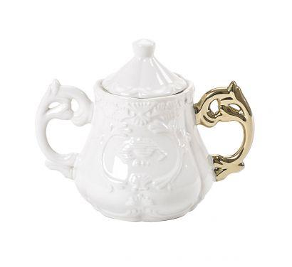 I-Wares I-Sugar Sugar Bowl Gold Ø 13 cm - H. 23 cm
