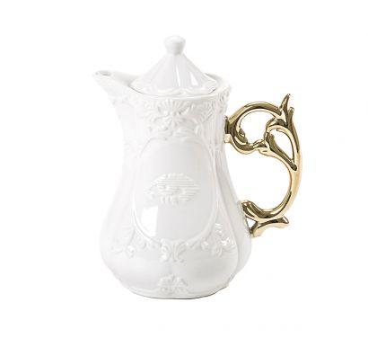 I-Wares I-Teapot Gold Ø 13 cm - H. 23 cm