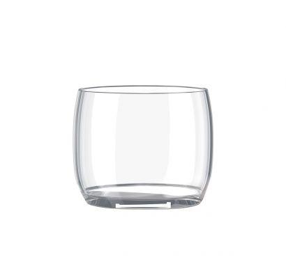 AB/C Bicchiere di Vetro Set da 2 pz