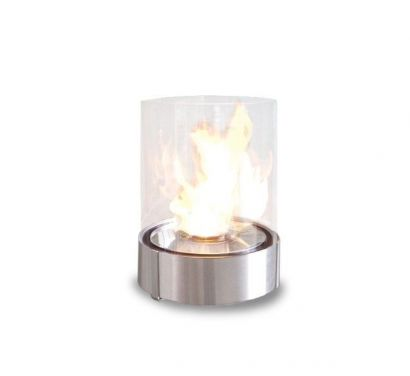 Simple Commerce Fireplace portable