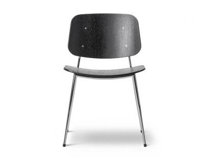 soborg chair steel frame